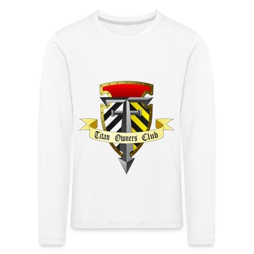 TOC Gothic Clear Background 1 - Kids' Premium Longsleeve Shirt