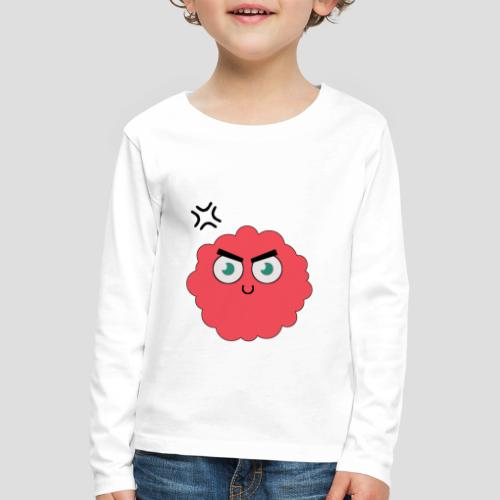 Der Rote Böse Knuffel - Kinder Premium Langarmshirt