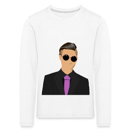 Odenshuge - Lasten premium pitkähihainen t-paita
