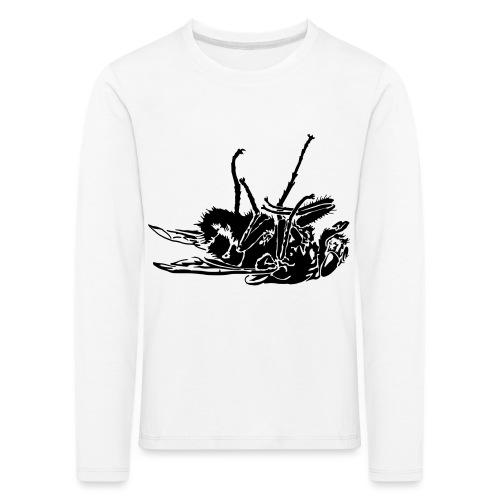 mouche morte - T-shirt manches longues Premium Enfant