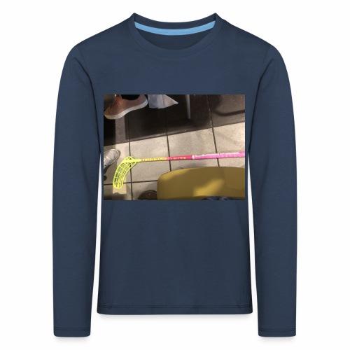 Anton - Långärmad premium-T-shirt barn