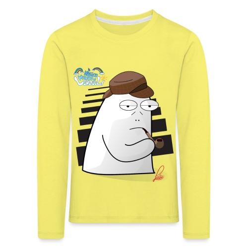 Commissario Color - Maglietta Premium a manica lunga per bambini
