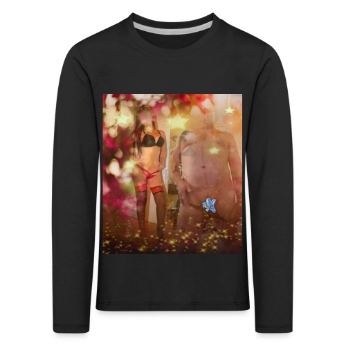 herbst Sinfonie - Kinder Premium Langarmshirt