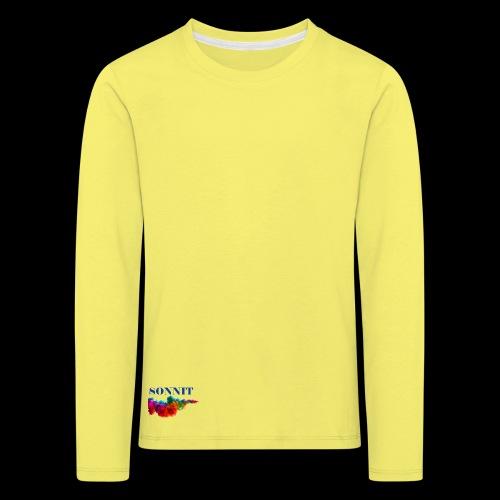 Sonnit Rampage Basic - Kids' Premium Longsleeve Shirt