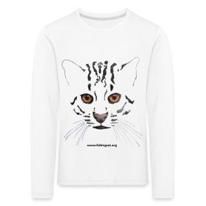 Viverrina 1 - Kinder Premium Langarmshirt
