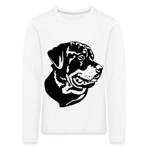 Rottweiler - Kinder Premium Langarmshirt