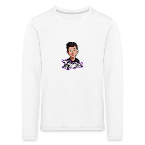 itzgamerz limited edition merch - Kids' Premium Longsleeve Shirt