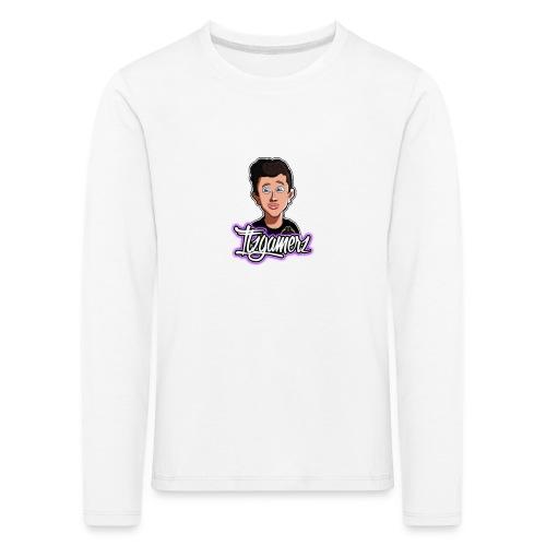 itzgamerz limited edition merch - Kids' Premium Longsleeve Shirt