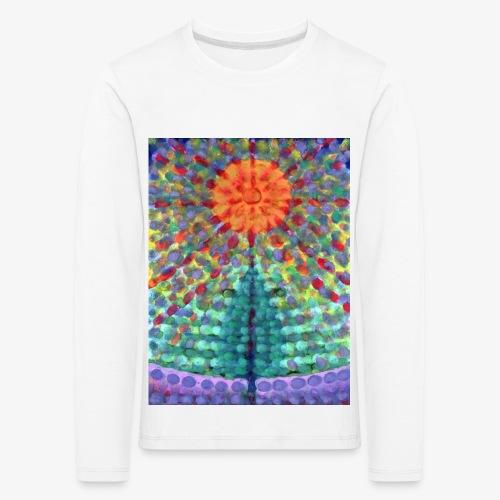 Miraż - Koszulka dziecięca Premium z długim rękawem