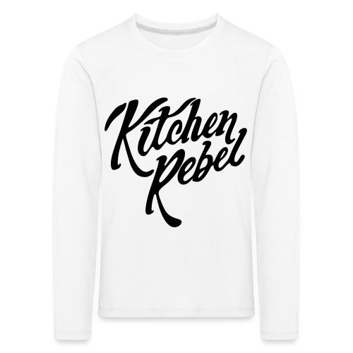 Kitchen Rebel - Kids' Premium Longsleeve Shirt