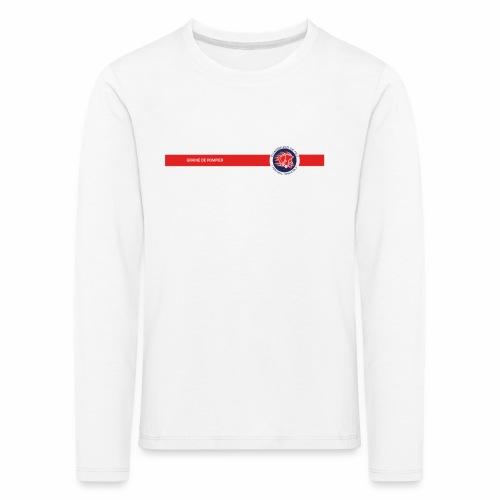 GRAINE DE POMPIER KIDS BLANC - T-shirt manches longues Premium Enfant