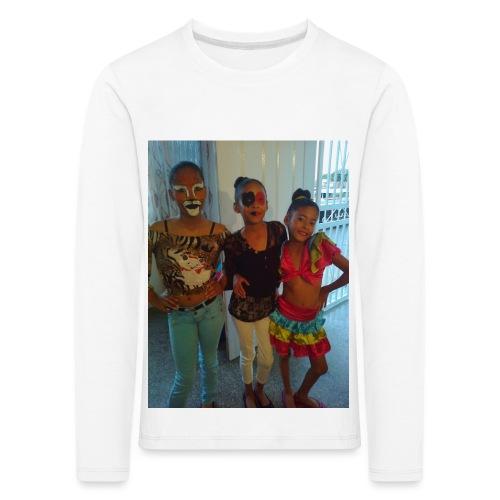 16836465 10212265087321751 6800250659166245572 o - Camiseta de manga larga premium niño