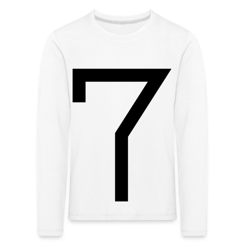 7 - Kids' Premium Longsleeve Shirt