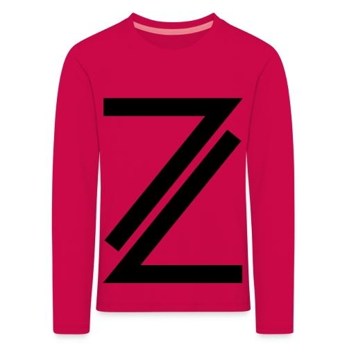 Z - Kids' Premium Longsleeve Shirt