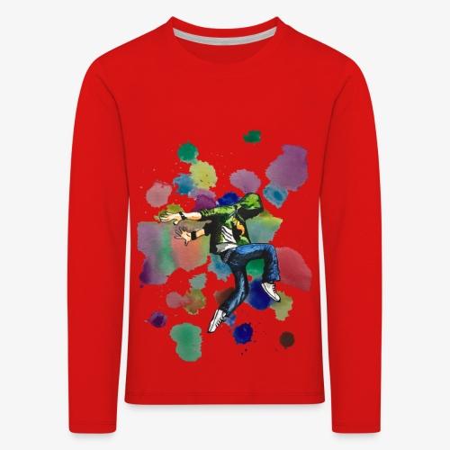 Dancer - Kids' Premium Longsleeve Shirt