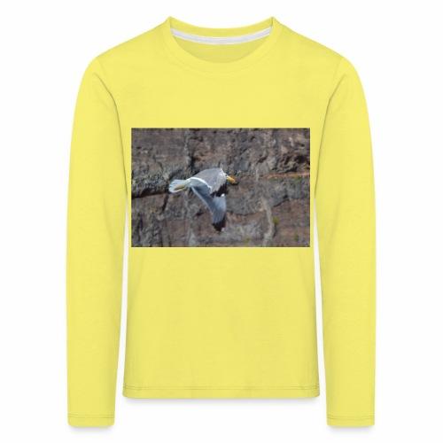 Möwe - Kinder Premium Langarmshirt