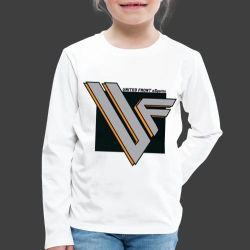 United Front - Lasten premium pitkähihainen t-paita