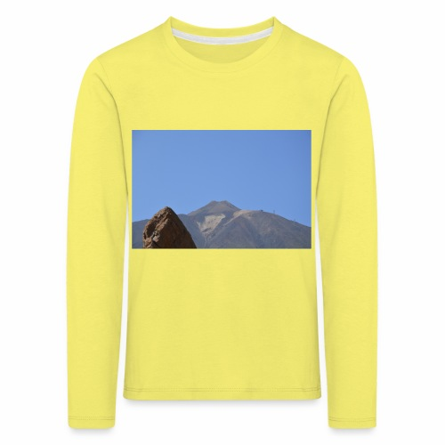 Teide - Teneriffa - Kinder Premium Langarmshirt