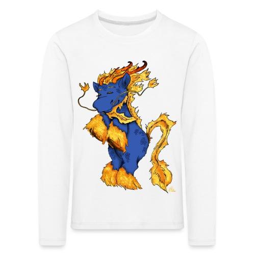 Quilin / Kirin - Kinder Premium Langarmshirt