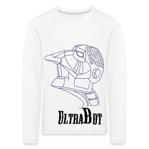 ultrabot - Kinder Premium Langarmshirt