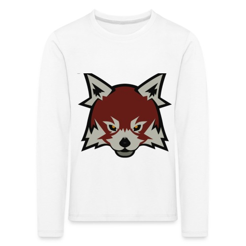 Red panda merch - Kids' Premium Longsleeve Shirt