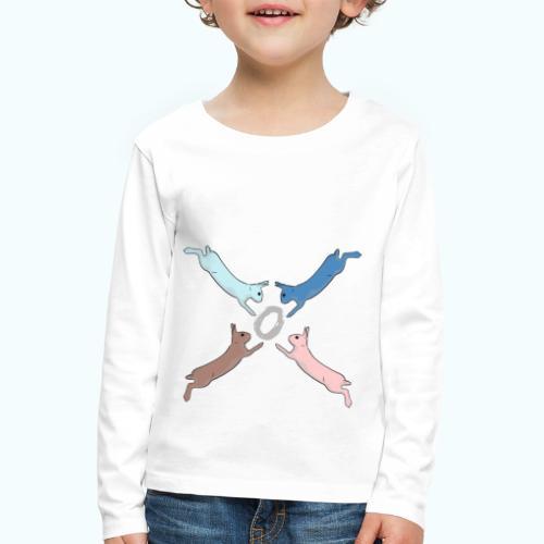 Easter - Kids' Premium Longsleeve Shirt