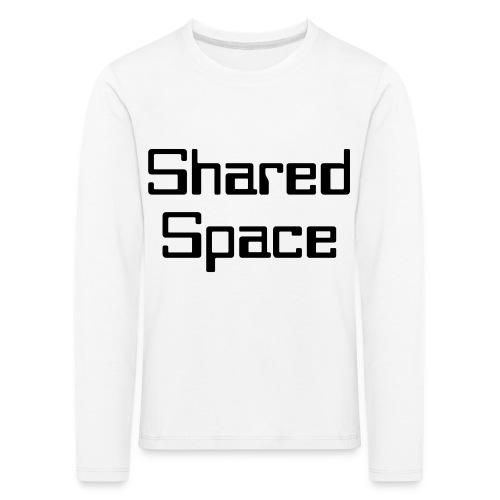 Shared Space - Kinder Premium Langarmshirt