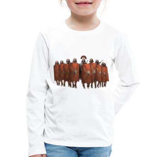 Legion (kolorowy)   Legio (colorful) - Koszulka dziecięca Premium z długim rękawem