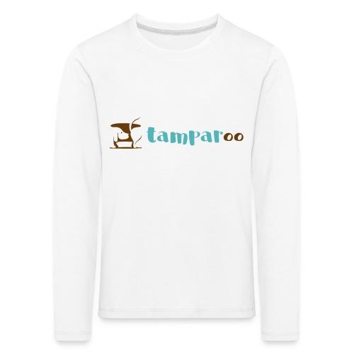 Tamparoo - Maglietta Premium a manica lunga per bambini