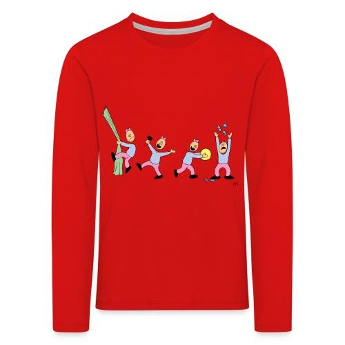 toern babybody - Premium langermet T-skjorte for barn