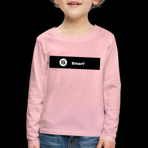Smart' BOLD - Kids' Premium Longsleeve Shirt
