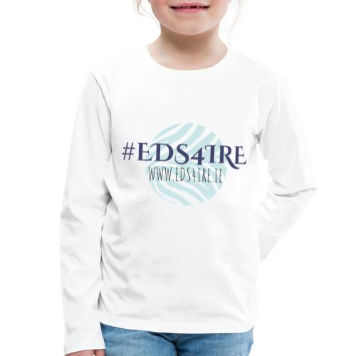#EDS4IRE main - Kids' Premium Longsleeve Shirt