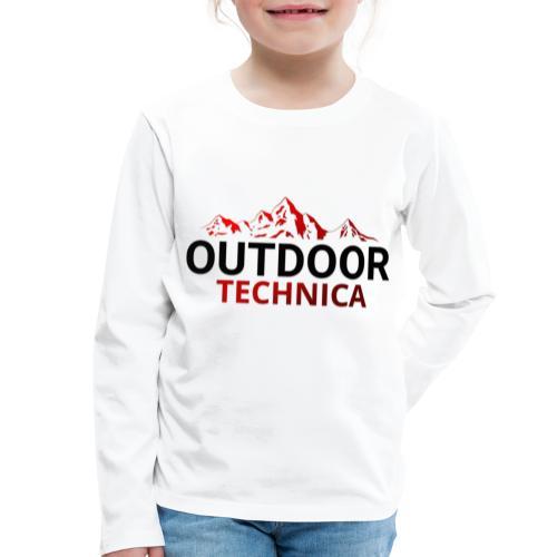Outdoor Technica - Kids' Premium Longsleeve Shirt