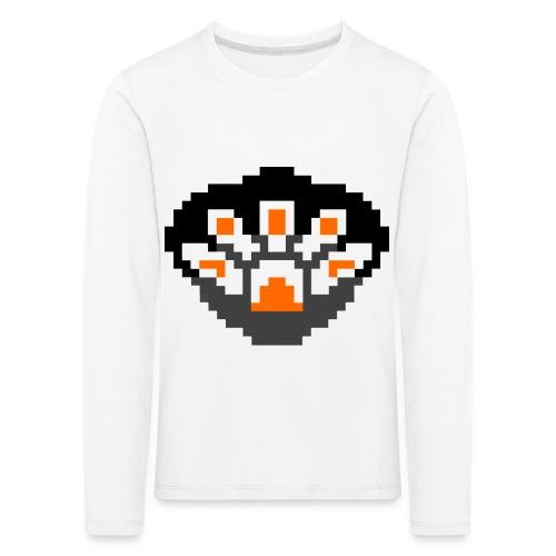 MinecraftExpress Logo - Kinder Premium Langarmshirt