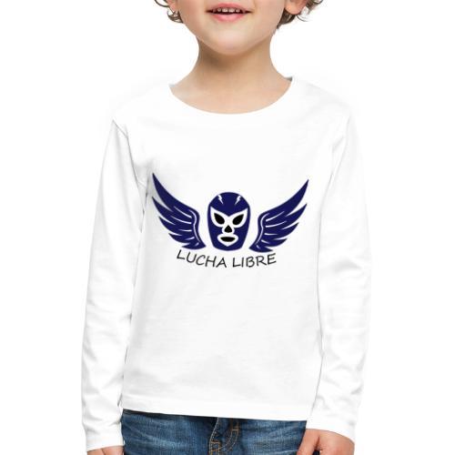 Lucha Libre - T-shirt manches longues Premium Enfant