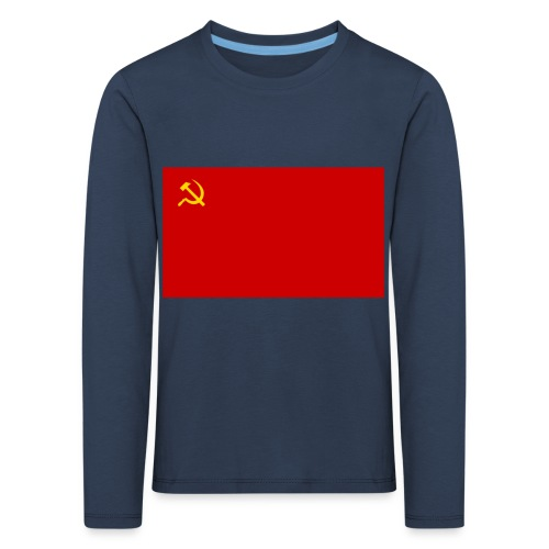 Eipä kestä - Lasten premium pitkähihainen t-paita