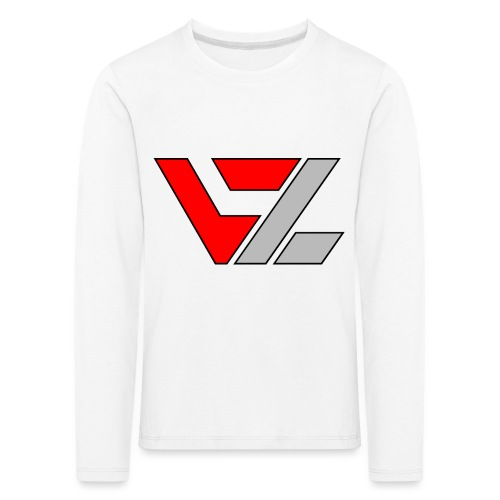 vusionZ | Peace - Kinder Premium Langarmshirt
