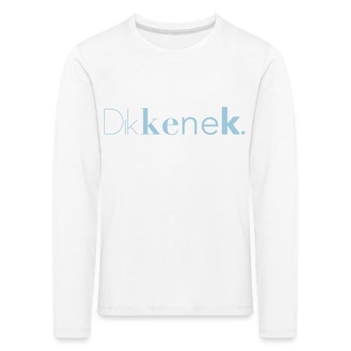 dikkenek - T-shirt manches longues Premium Enfant