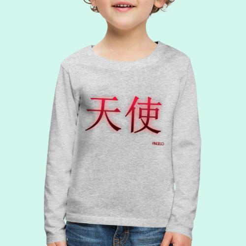ANGELO/ANGEL - Kinderen Premium shirt met lange mouwen