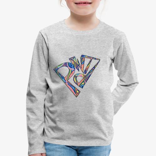 PDWT - T-shirt manches longues Premium Enfant