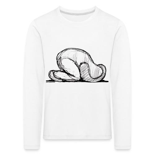 Figur - Kinder Premium Langarmshirt