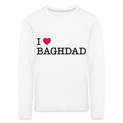 I LOVE BAGHDAD - Kids' Premium Longsleeve Shirt