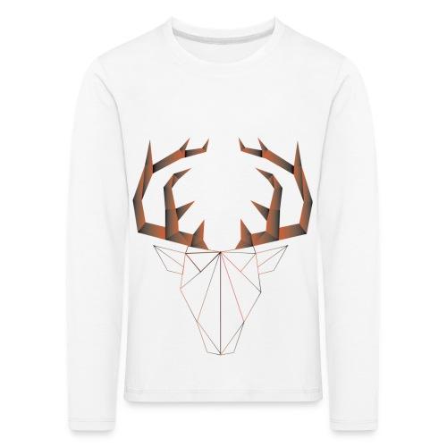 LOW ANIMALS POLY - T-shirt manches longues Premium Enfant