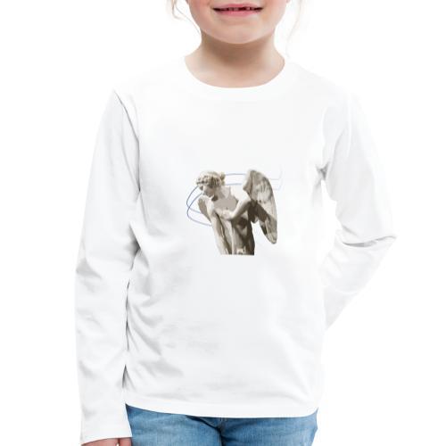 Angelo custode 1 - Maglietta Premium a manica lunga per bambini