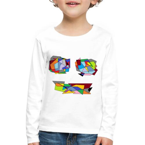 TheFace - Kinder Premium Langarmshirt