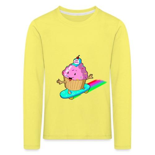 cupskate - T-shirt manches longues Premium Enfant