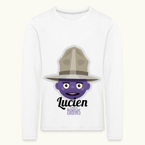 Lucien (Le monde des Pawns) - T-shirt manches longues Premium Enfant