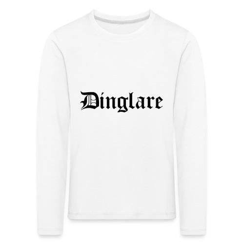 626878 2406568 dinglare orig - Långärmad premium-T-shirt barn