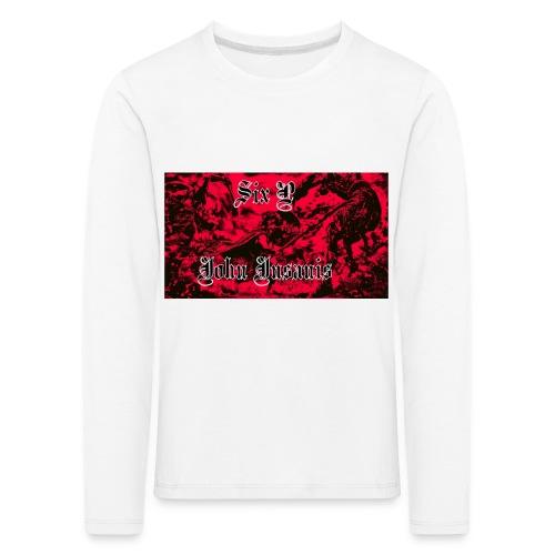 Six P & John Insanis termosmuki - Lasten premium pitkähihainen t-paita