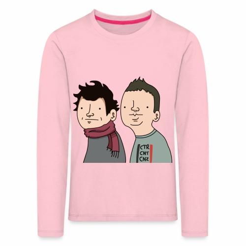 Laink et Terracid Wankuls - T-shirt manches longues Premium Enfant